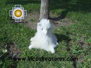 Medium Alpaca Seated - motas - Product id: TOYS08-36