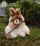 Cute White Rabbit - SPOUNGE - Product id: TOYS08-22 Photo02