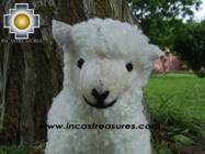 Alpaca Stuffed Animals Sheep Family - Product id: TOYS08-39 Photo09