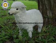 Alpaca Stuffed Animals Sheep Family - Product id: TOYS08-39 Photo10