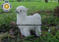 Alpaca Stuffed Animals Sheep Family - Product id: TOYS08-39 Photo06