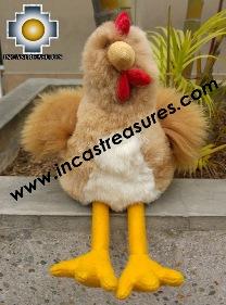 alpaca stuffed animal turuleca-chicken , photo 01