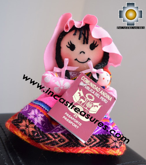 Andean Doll rosita- Product id: GAMES16-02