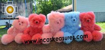 Baby Alpaca Teddy Bear TITO - 100% Baby Alpaca - LIMITED EDITION