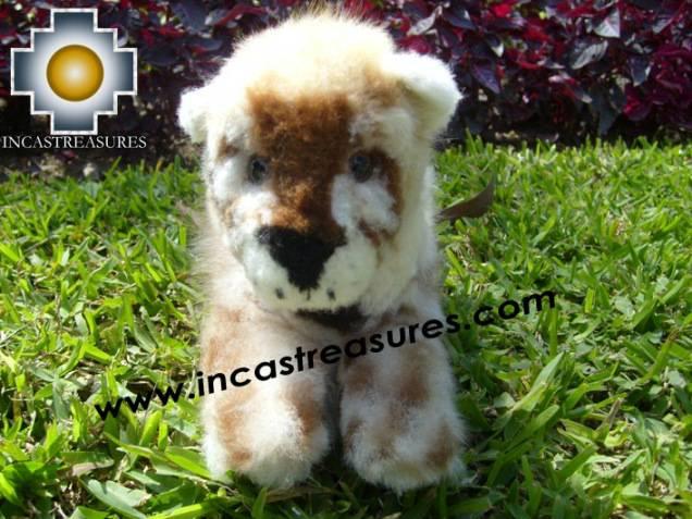 Adorable Stuffed Animal Cheetah