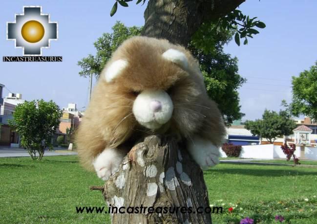 Cute Little Beige cat - puno - Product id: TOYS08-26