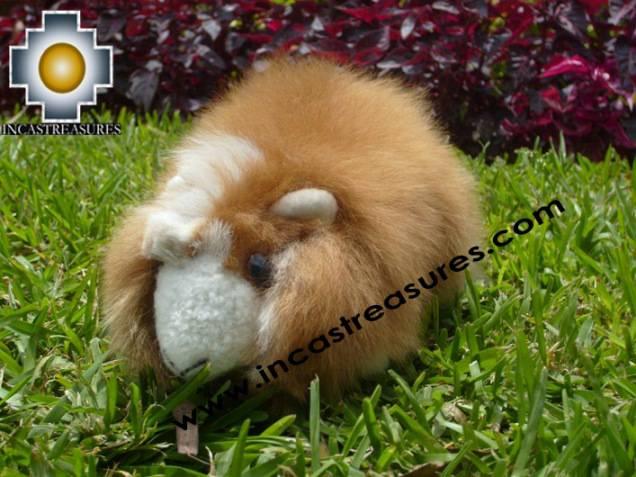 Adorable alpaca stuffed animal - Fantastic Guniea Pig - Product id: TOYS08-54
