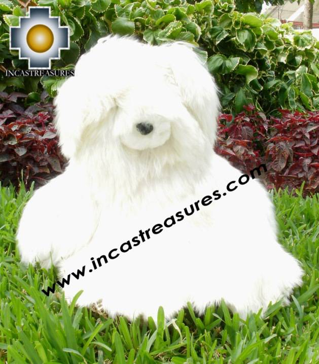 Big SURI Teddy Bear YOYO - 100% SURI Baby Alpaca - Product id:TOYS08-68, photo 03