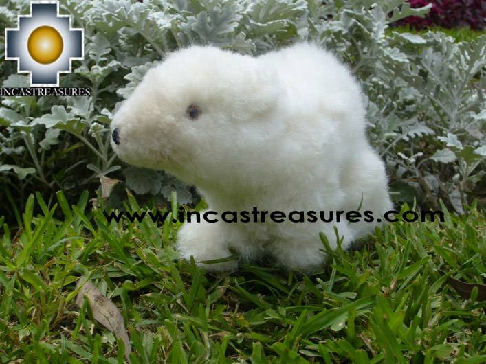 """Adorable Polar Bear """"COPITO"""""""