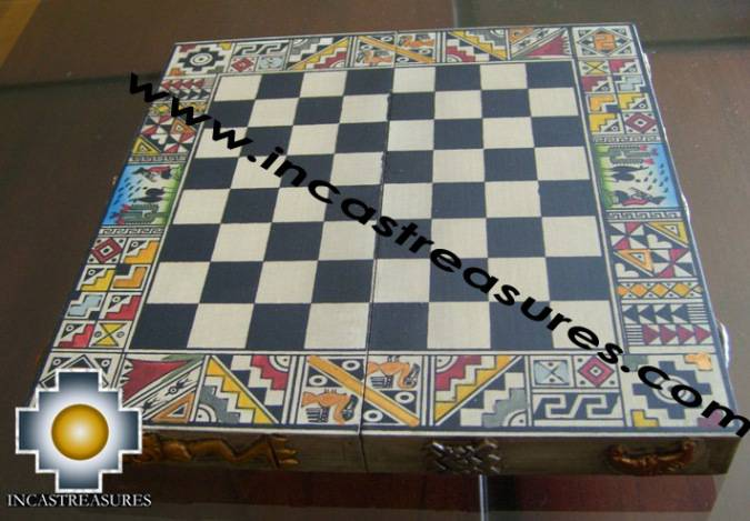 Wooden Clasic chess